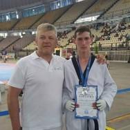Αναχωρεί για την Ουγγαρία ο Πρωταθλητής της Αστραπής Πατρών, Αλέξιος Μιχαλόπουλος!