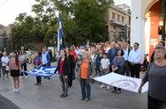 Στα βήματα της απελευθέρωσης της πόλης, οι Πατρινοί συμμετείχαν στον ιστορικό περίπατο!
