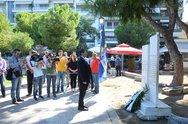 Πάτρα: Ο Δήμος τίμησε την 73η επέτειο απελευθέρωσης από τη γερμανική κατοχή (pics)