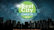 Best City Awards 2017 στη Τεχνόπολις