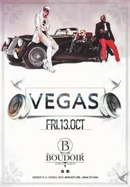 Vegas Live at Boudoir