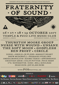 Fraternity of Sound Festival 2017 at Temple