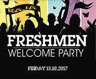'Freshmen Welcome Party' at More Steps Naja