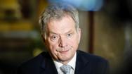Πατέρας στα 69 του ο πρόεδρος της Φινλανδίας