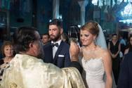 Τη 'μάρκαρε' στενά, όμως αυτή του το 'βαλε το... γκολ - Ένας όμορφος γάμος (pics)