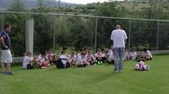 Φέρτε γιατρούς στα γήπεδα ποδοσφαίρου και μπάσκετ της Αχαΐας -  Κινδυνεύουν παιδιά!