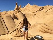 Στην υπέροχη Πορτογαλία βρέθηκε η Πατρινή ηθοποιός, Λίλα Μπακλέση (φωτο+video)