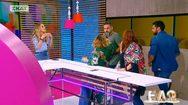 Η Ντορέττα Παπαδημητρίου έκανε πρεμιέρα με Ζαρίφη - Συνατσάκη! (video)