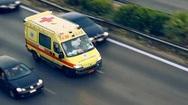 Δυτική Ελλάδα: Σοβαρό τροχαίο στην Ιόνια Οδό με ένα φορτηγό