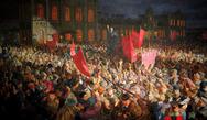 Ο Βασίλης Θωμόπουλος απαντά για τα 6.000 ευρώ της 'Οκτωβριανής Επανάστασης' στην Πάτρα!