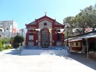 Πάτρα: Πανηγυρίζει ο ναός του Αγίου Γερασίμου στην Ακτή Δυμαίων