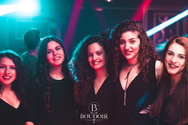 Friday Night at Boudoir 20-10-17