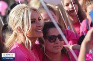 H Κατερίνα Καινούργιου 'έλαμψε' στο Pink the City της Πάτρας (φωτο)