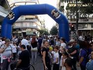 Έτρεξαν με τα καροτσάκια τους στο κέντρο της Πάτρας (pics)