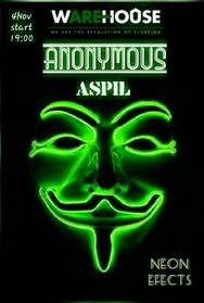 Anonymous at Warehouse