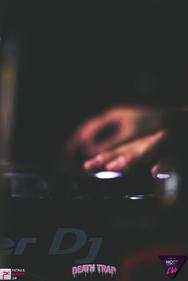 Death Trap at Mods Club 23-10-17