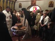 Πάτρα: Τελέστηκε Θεία Λειτουργία για τα παιδιά της 'Φλόγας'