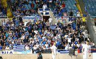 Χωρίς την παρουσία φιλοξενούμενων οπαδών θα διεξαχθούν οι αγώνες της εθνικής Ελλάδας με την Κροατία