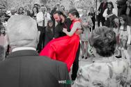 Μια διαφορετική νύφη και ένας γάμος στo... 'κόκκινο' στην Πάτρα