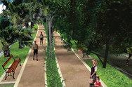 Το γραμμικό πάρκο της Πάτρας που θέλει ο Πελετίδης πάνω από το υπόγειο σύγχρονο τρένο! (φωτο)