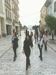 Πάτρα - Το λιθόστρωτο της Αγίου Νικολάου μετατρέπεται σε χορευτική σκηνή!
