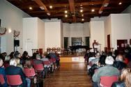Αίγιο - Με ιδιαίτερη επιτυχία πραγματοποιήθηκε η παρουσίαση βιβλίου του Αλέξη Ζησιμόπουλου!