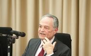 Πάτρα: Ομιλία του καθηγητή Γεωργίου Κρουσταλάκη στην Χριστιανική Στέγη