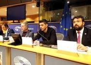 Κώστας Κατσουράνης από Ευρωκοινοβούλιο: 'Το πολυμετοχικό πλάνο της Παναχαϊκής είναι το μοναδικό που έχει μέλλον'