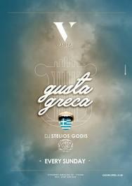 Gusta Greca at Vanilla