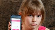 9χρονη που πήρε το κινητό του πατέρα της και ξόδεψε πάνω από 1.000 λίρες