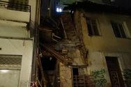 Κατέρρευσε παλιό αρχοντικό στα Ιωάννινα