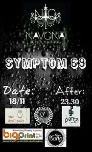 'Symptom 69' at Navona Club Di Oggi