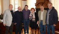 Πάτρα - Συνάντηση του Κώστα Πελετίδη με τον Δήμαρχο Ναυπακτίας για το ζήτημα των διοδίων!
