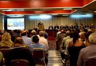 'Πάτρα - Διεθνής Ανθρώπινη Σύγχρονη Πόλη' στο Ξενοδοχείο Αστήρ