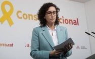 Η αυτονομίστρια Μάρτα Ροβίρα είναι η επικρατέστερη πρόεδρος της Καταλονίας