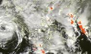 Σάκης Αρναούτογλου: 'Ορατό το μάτι του Μεσογειακού κυκλώνα στα ανοιχτά της Κέρκυρας' (video)