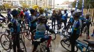 Με βροχερό καιρό η πρώτη βόλτα του ποδηλατικού ομίλου Πατρών (φωτο & βίντεο)