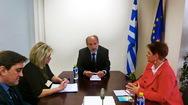 Συνεργασία της Περιφέρειας Δυτ. Ελλάδας με τη Γαλλική Πρεσβεία (video)