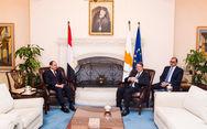Την Κύπρο επισκέφτηκε για πρώτη φορά Αιγύπτιος πρόεδρος