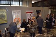 Πάτρα - Ενημερωτικό υλικό της ΚοινοΤοπίας διένειμαν στελέχη της στο 20ο Forum Ανάπτυξης (φωτο)