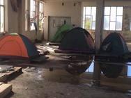 Οι Ευρωπαίοι εθελοντές στρέφουν το βλέμμα τους στην Ακτή Δυμαίων της Πάτρας (pics)
