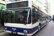 Πάτρα: Αστικό λεωφορείο άφησε στα... κρύα του λουτρού τρεις επιβάτιδες