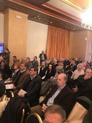 Η παρέμβαση του Δημάρχου Πατρέων και της Κατερίνας Γεροπαναγιώτη στο τακτικό συνέδριο των Ιωαννίνων