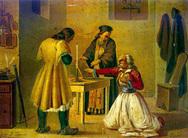 Σαν σήμερα 1 Δεκεμβρίου ο Θεόδωρος Κολοκοτρώνης μυείται στη Φιλική Εταιρία