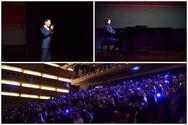 Με μεγάλη επιτυχία πραγματοποιήθηκε η εκδήλωση της 'Φλόγας' και του ΚΕΔΜΟΠ-Χάρισε Ζωή!