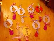 Δημιουργικά χριστουγεννιάτικα εργαστήρια 'Στου φεγγαριού την άκρη'!