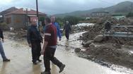Αγρίνιο: Σπίτια μέσα στην λάσπη - Δείτε βίντεο