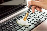 Μην ξεχνάτε να καθαρίζετε το πληκτρολόγιο του υπολογιστή