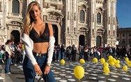 Η Viktoria Varga είναι ένα μοντέλο από την Ουγγαρία (φωτο)