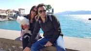 Ο Πέτρος & η Σοφία κάνουν ιππασία στο Αιτωλικό, rafting στον Εύηνο ποταμό και βόλτες στη Ναύπακτο (video)